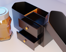 3D Honey Box 3d