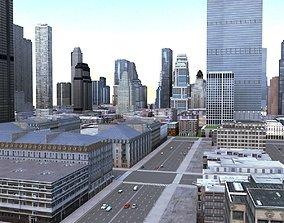 house City Block 3D model