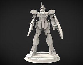 3D print model GAT-02L2 Dagger L