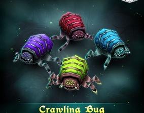 3D model Crawling Bug