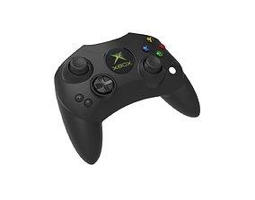 3D Xbox S Controller