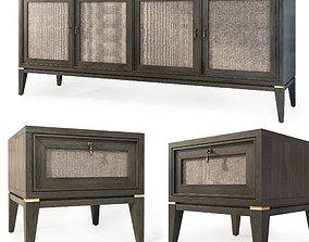 Sideboard nightstand Marengo by Enza Home 3D