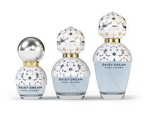 3D model Perfume Daisy Dream