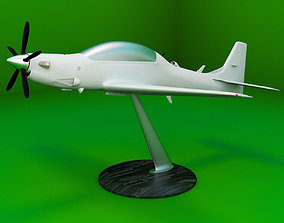 Replica of the A-29 Super Tucano 3D printable model