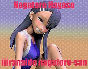 Hayase Nagatoro swimsuit 3d figure