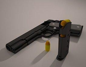 Colt 1911 3D