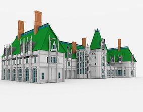 3D model Biltmore House