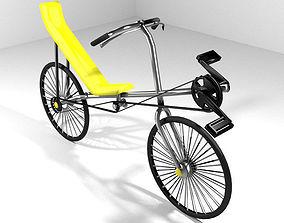 3D Bicycle - Recumbent