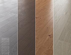 Wood Floor Set 07 3D parquet