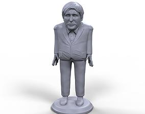 Boris Johnson stylized high quality 3D printable