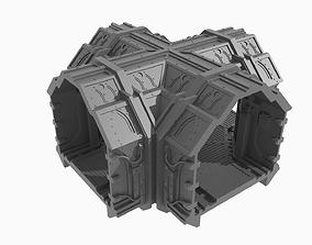 Anphelion Base - Intersection 3D print model