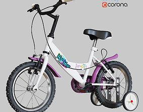 vehicle Children bicycle 3D