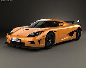 3D Koenigsegg CCXR 2007