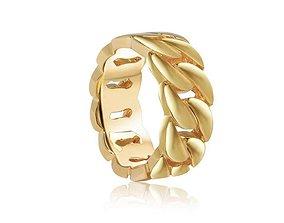 3D printable model Cuba Chain Ring