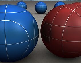 3D Bocce Ball Game