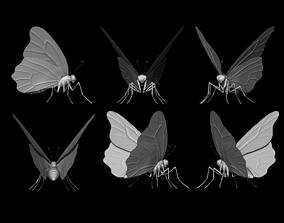 butterfly wing 3D