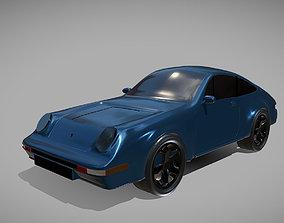 Porsche 911 Carrera RSR 3D model