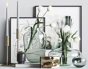 3D model Decorative set 16