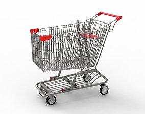 cage 3D Shopping Cart