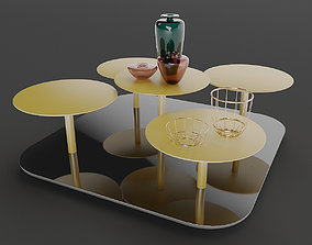 3D model VALENTINE coffee table 5