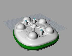 biomedical cover 3D printable model