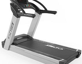 3D model Treadmill exercise