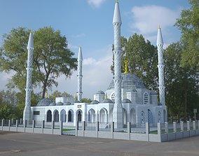 Cami islami 3D model