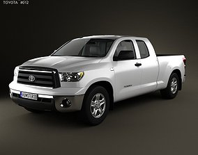 3D Toyota Tundra DoubleCab 2011