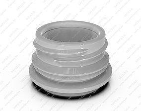 3D Neck for bottles - PCF - 33P