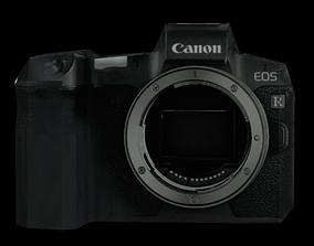 Canon EOS R 3D model