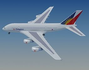 Philippine Airlines 3D model