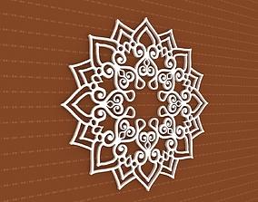 Mandala 3D cnc india