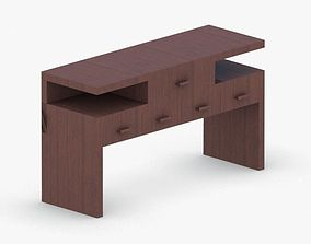 0395 - Coffee Table 3D asset