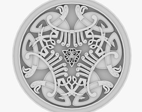 Celtic Ornament 11 3D
