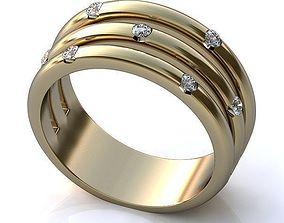 3D print model Ring shell
