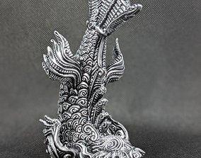 Dragon fish chinesedragon 3D printable model