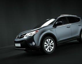 Toyota RAV4 2015 3D
