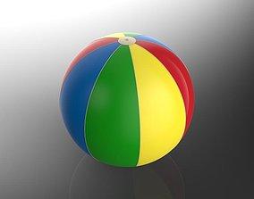 3D printable model Beach ball