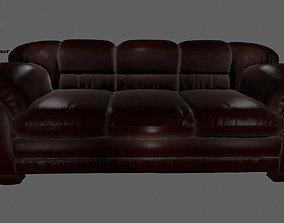 3D asset Armchair armchair