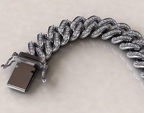 3D printable model Chain Bracelets 16 Hollow Version