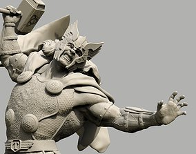 THOR GOD OF THUNDER 3D printable model