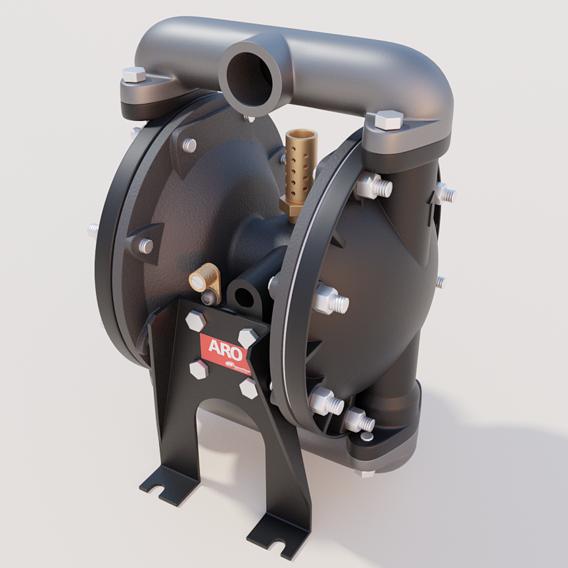 Petroleum pump | Industrial design