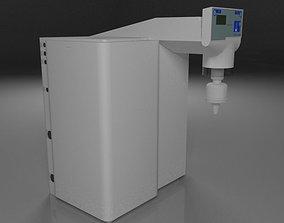 3D model Water Purifier