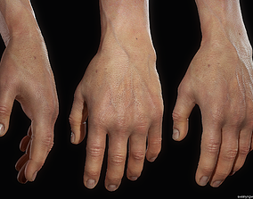 3D model Helping Hand - FPS arm - Cinematic arm