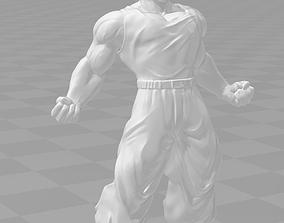 3D printable model Trunks super saiyan