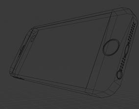 3D asset Iphone