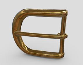 3D model Buckle 3