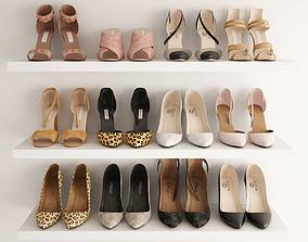 3D Shoes 02