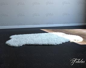 3D model rug Carpet