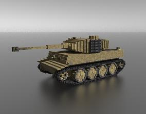 realtime Tiger 1 Model
